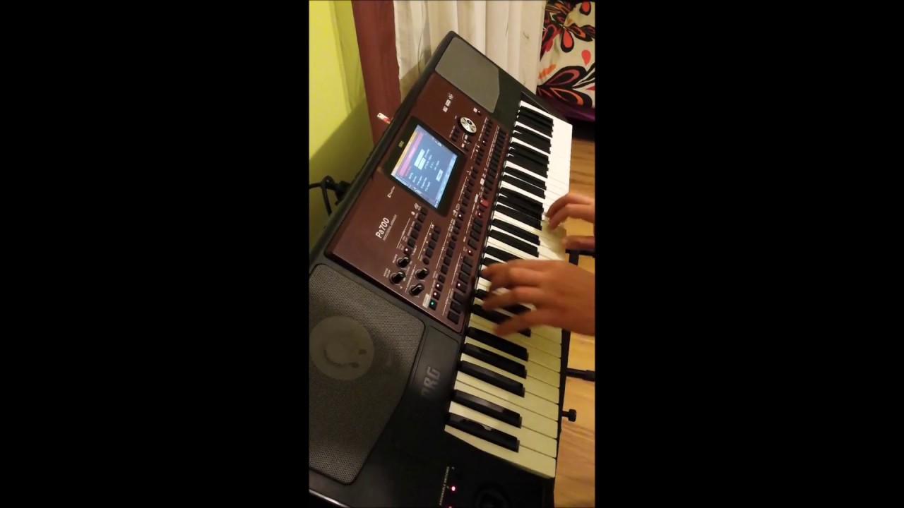 Korg style player