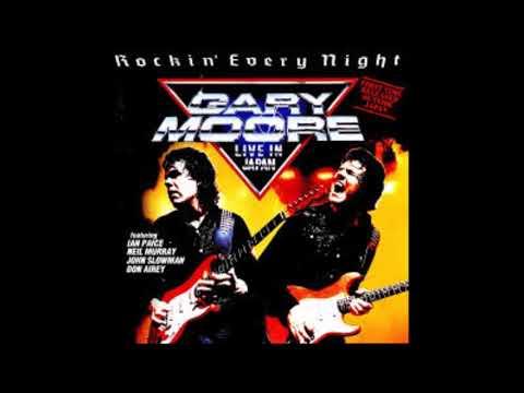 Клип Gary Moore - Rockin' Every Night