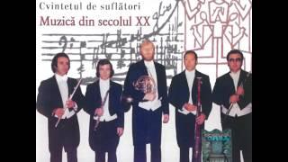 Cvintetul de suflători Concordia - Comedy for five winds, Prelude (Allegro spiritoso)