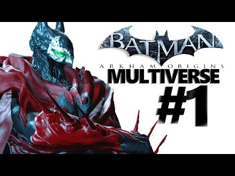 Spawn Batman | Arkham Origins: Multiverse #1 |