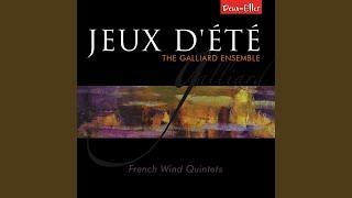 Jean Françaix: Quintet No. 1: Tempo di marcia francese
