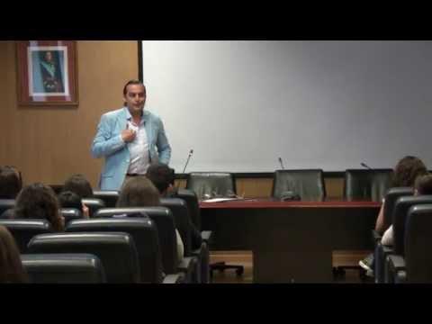 Charla sobre Salidas Profesionales en Pedagogía (Universidad Complutense de Madrid)
