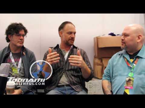 Toonami Faithful Exclusive:  with Jason Douglas & Sean Schemmel at NYCC 2017
