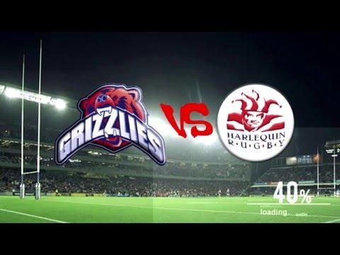 Colorado Springs Grizzlies vs. Denver Harlequins (Mar 12, 2016)