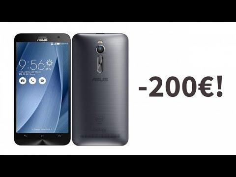Zenfone 2 a meno di 200€!