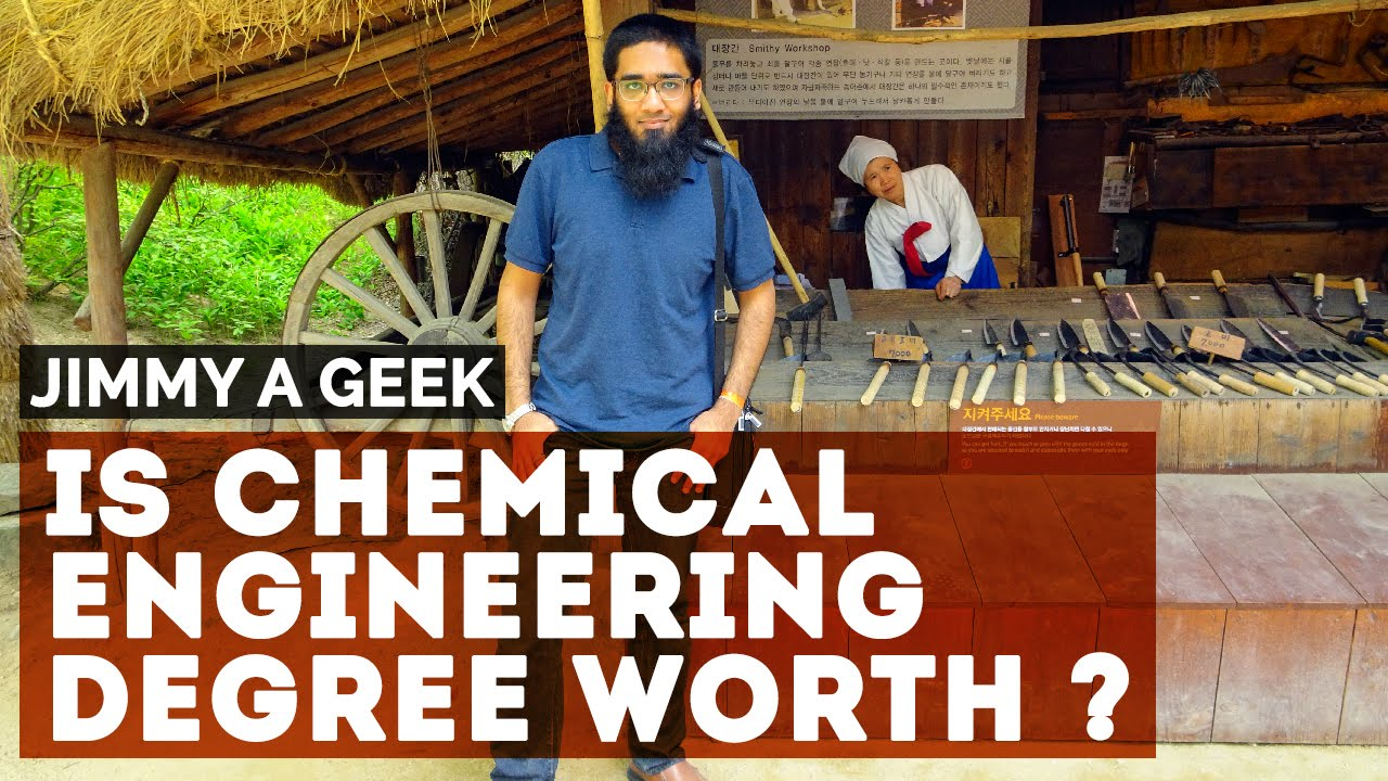 What makes Chemical Engineering so hard?