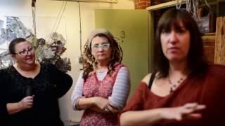 Jennifer Gunlock & Susan Feldman-Tucker @ Shoebox Projects