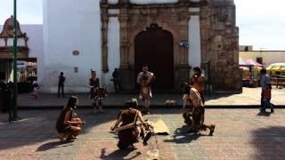 Los Chichimecas de Xolotl en Muerte en Cartelera