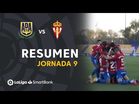 Alcorcón Gijon Goals And Highlights