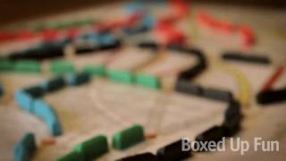 Boxed Up Fun- Ticket to Ride