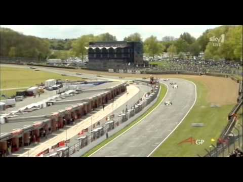 2008/2009 A1GP - 07 - Brands Hatch (Races)