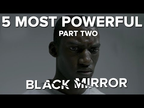 5 Most Powerful Moments In Black Mirror PART TWO