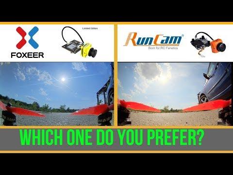 foxeer-mix-2-vs-runcam-split-3-micro-//-hd-fpv-drone-comparison-2019