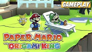 Paper Mario: The Origami King's Coolest Destinations | Kotaku