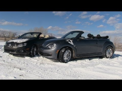 2013-volkswagen-beetle-vs-eos-convertible-snowy-0-16-mph-mashup-review