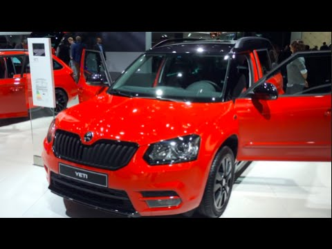 skoda yeti 2016 in detail review walkaround interior exterior youtube. Black Bedroom Furniture Sets. Home Design Ideas