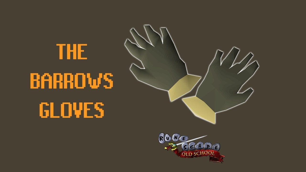 [OSRS] Getting Barrows Gloves [Ep  6]