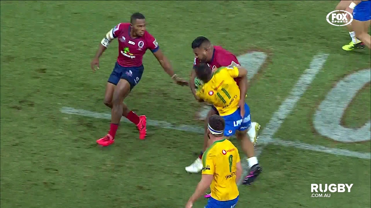 2018 Super Rugby: Top Hits of the Year