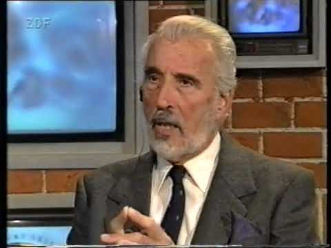 Christopher Lee Interview
