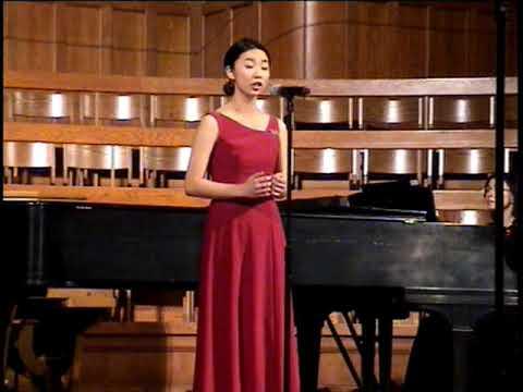 """La Promessa"" Rossini; Sarah M Lee"