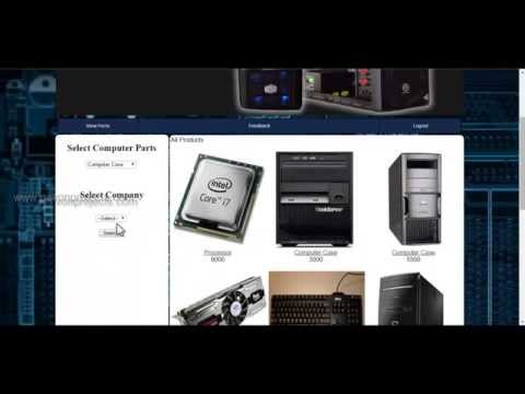 Computer Assembly Website