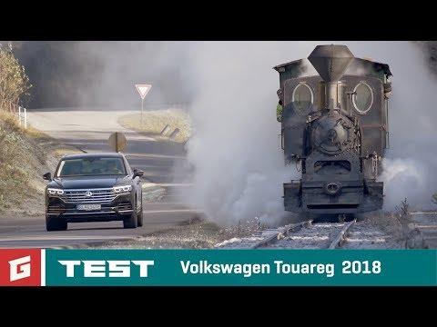 Volkswagen Touareg 3.0TDI V6 - 2018 - SUV - TEST - ENG. SUBTITLES