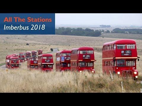 Imberbus Ghost Village Bus Service