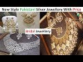 New Style Bridal Silver Jewellery Sale With Price Online In Pakistan || Cliff Shopping Mall
