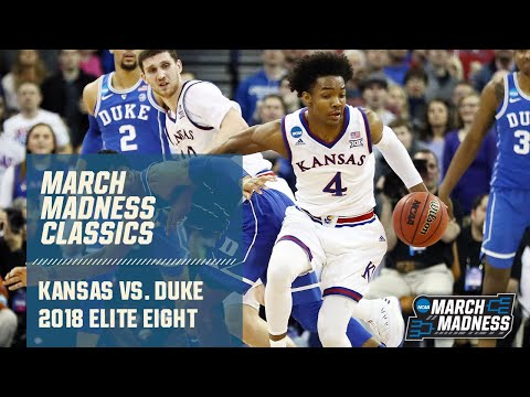 Duke v. Kansas in 2018 Elite Eight (Full Game) Mp3