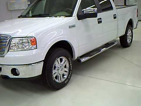2007 ford f150 lariat crew cab 4x4 youtube. Black Bedroom Furniture Sets. Home Design Ideas