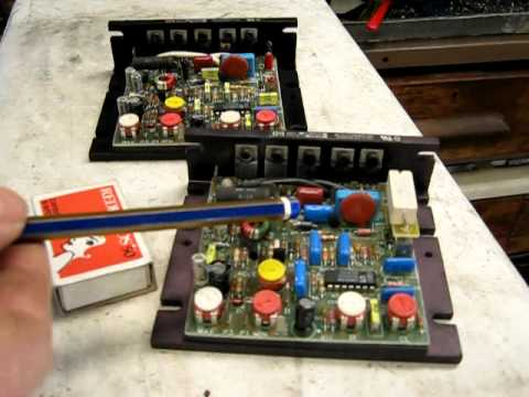treadmill wiring diagram trailer 7 dc drive controller suitable for a motor conversion to lathe or mill - youtube