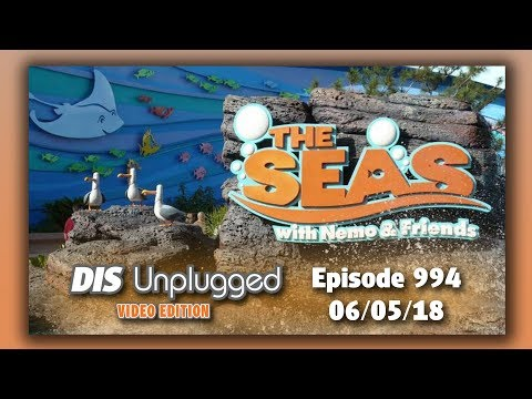 Walt Disney World Discussion | 06/05/18