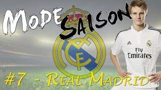 FIFA 15 | SAISON EN LIGNE | REAL MADRID #7 | MARTIN ODEGAARD !!
