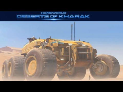 Homeworld: Deserts of Kharak - Kalash Wreck (Part 9) |