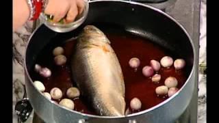 Alpana Habib's Recipe: Shara Raat Ilish (Hilsha)