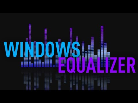 How To Install an Equalizer on Windows 10 - BEST EQ! - YouTube