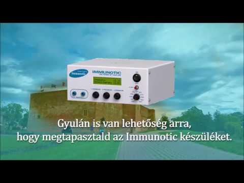 Gyulán - Immunotic
