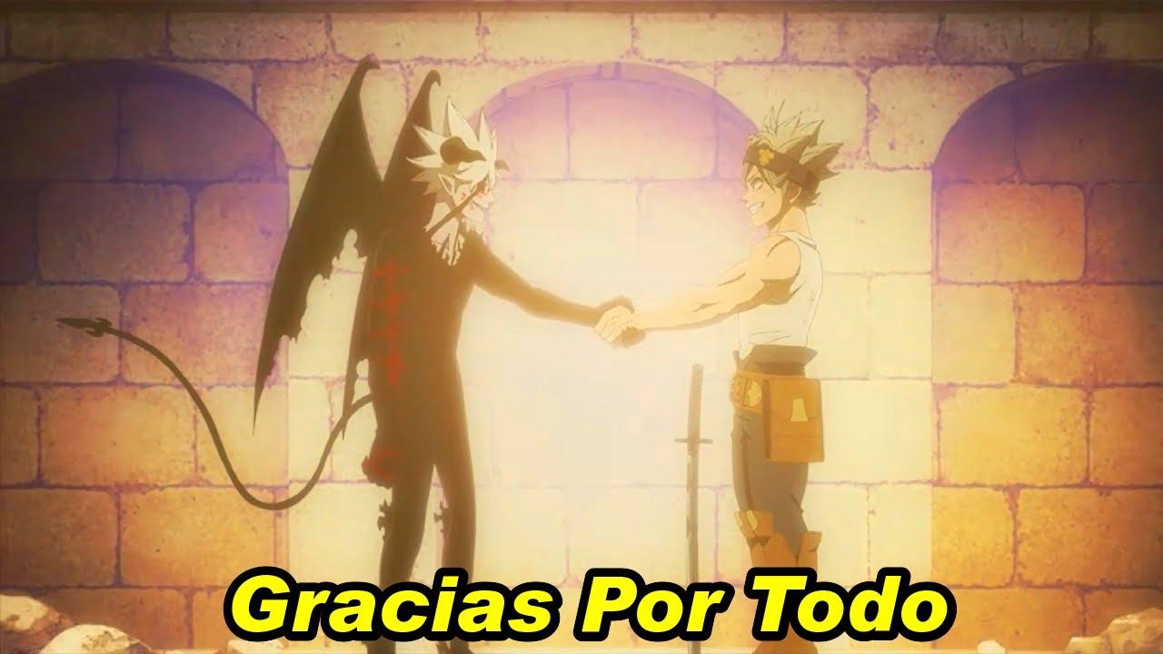 Download Hasta Siempre... BLACK CLOVER (Anime)