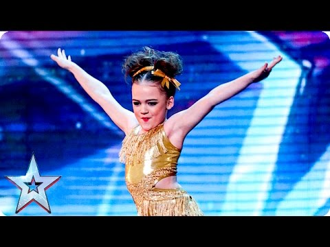 Chloe Fenton is rollin' through to the next round | Auditions Week 6 | Britain's Got Talent 2016