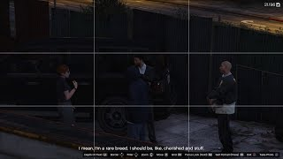 GTA V: Princess Georgina Drug Deal thumbnail