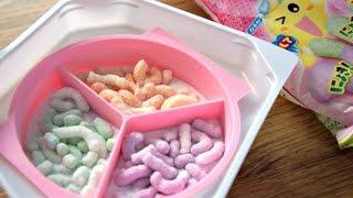 Nyoki Nyoki Kororon Extruding Candy Kit - Whatcha Eating?