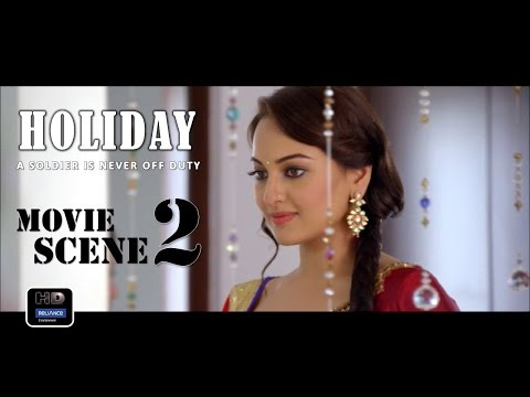 Holiday 2014  Movie  2  Akshay Kumar,Sonakshi Sinha