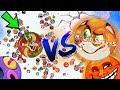 Agar.io BOTS vs. TYT SIRIUS + DECUPLE (10x) LINESPLIT IN AGARIO