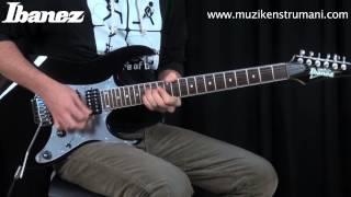 ibanez grg150p bkn elektro gitar