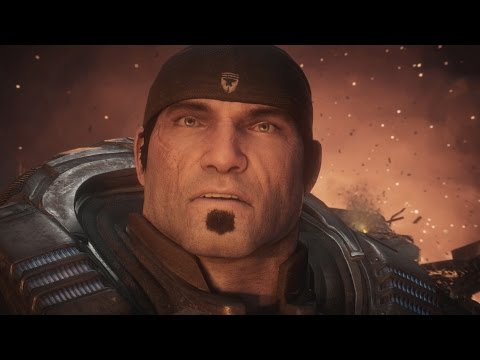 Gears of War: Ultimate Edition - Act 1: Ashes Gameplay Walkthrough [1080p HD]