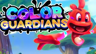 Color Guardians (PS4/Vita/PC) Thoughts and Impressions (Gameplay Commentary)