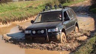 Opel Frontera Mammutpark 2011