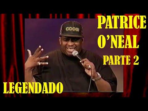 Patrice O'Neal - Piadas Sujas - parte 2 (Legendado)
