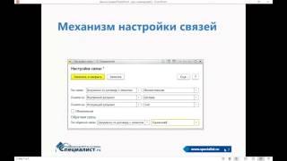 Налагодження зв'язків між документами в 1С Електронний документообіг