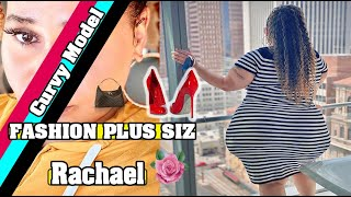 Rachael ... II 👗 Summer models suitable for large sizes and the best fashion tips